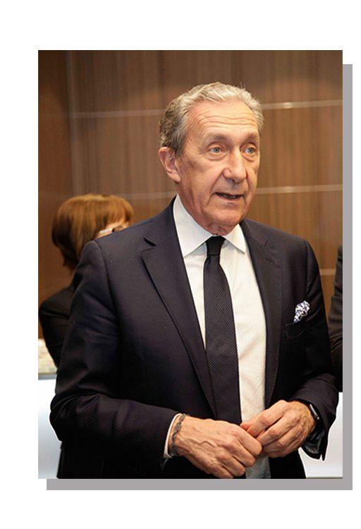 Renato Borghi ancora alla guida di Federazione Moda Italia