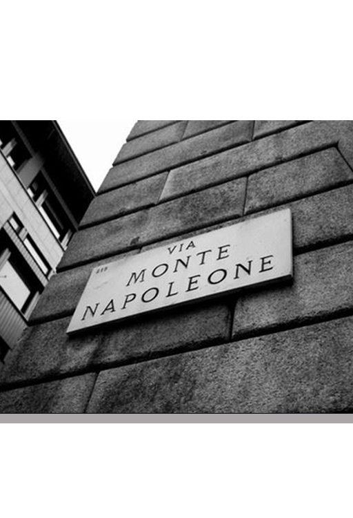 Montenapoleone: destinazione di riferimento dei principali attori retail